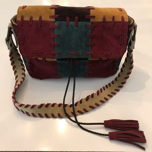 Dolce and Gabbana Authentic patch purse